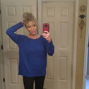 💕 extra large 100% cashmere sweater by halogen